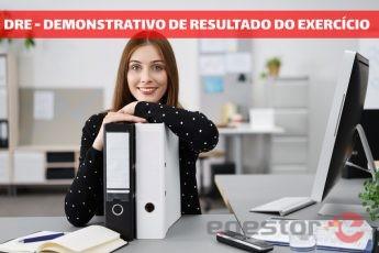 dre contabilidade - demonstrativo de resultado do exercício