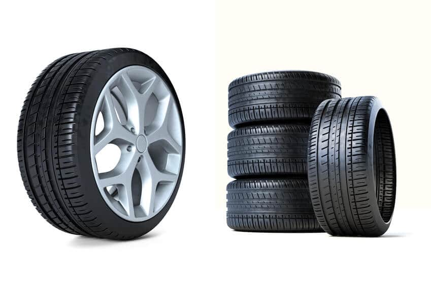 loja de pneus