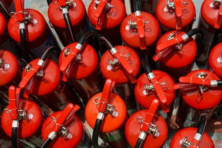 Como montar uma empresa de venda e recarga de extintores de incêndio