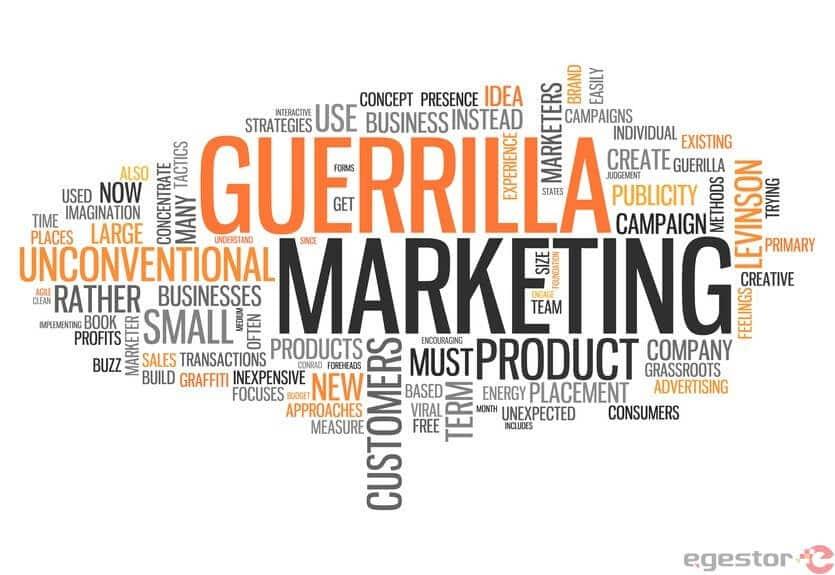 marketing de gerrilha
