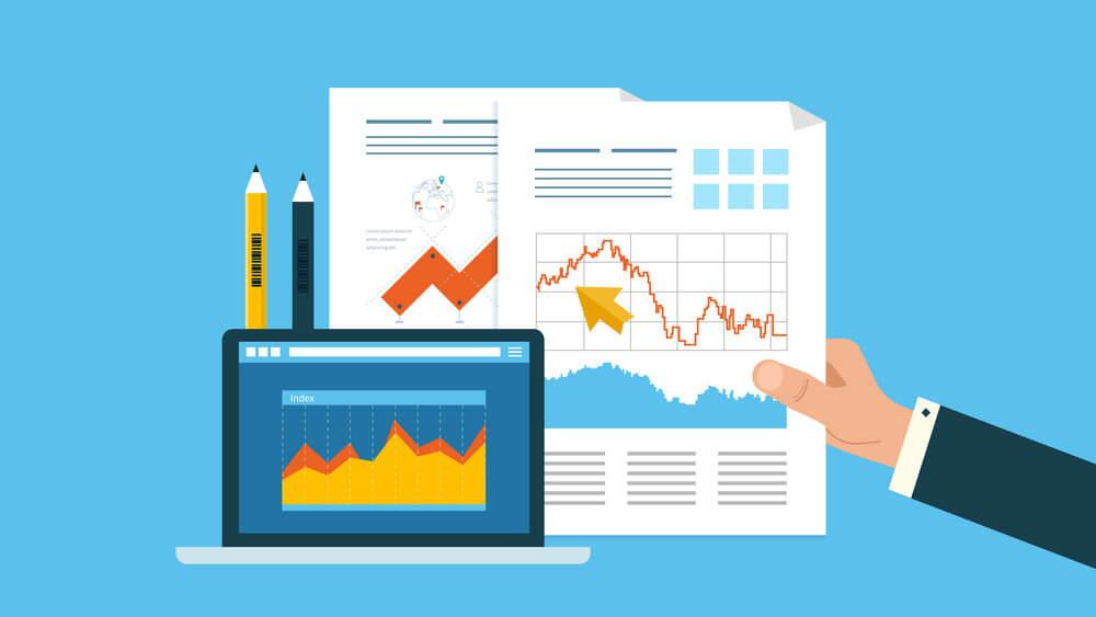 Como a tecnologia dá apoio à gestão de indicadores financeiros?
