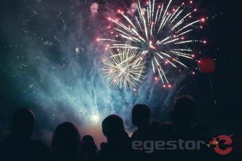 Como montar uma loja de fogos de artifício?