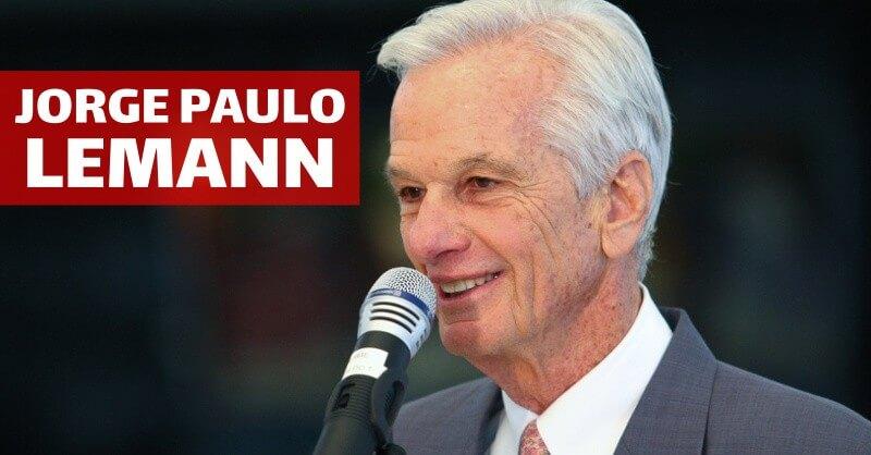 Jorge Paulo Lemann - empreendedores de sucesso