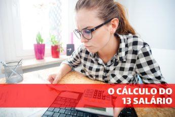 calculo do 13o salário