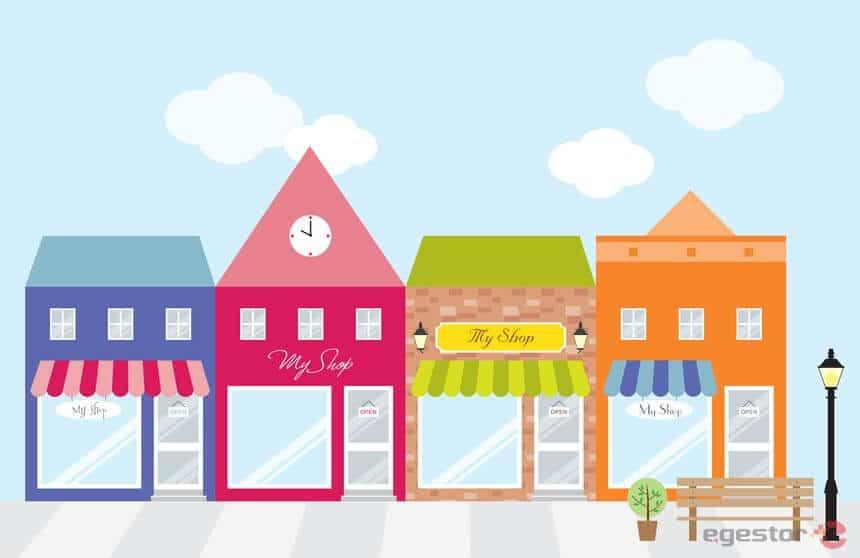 Como fazer uma fachada de loja atrativa?