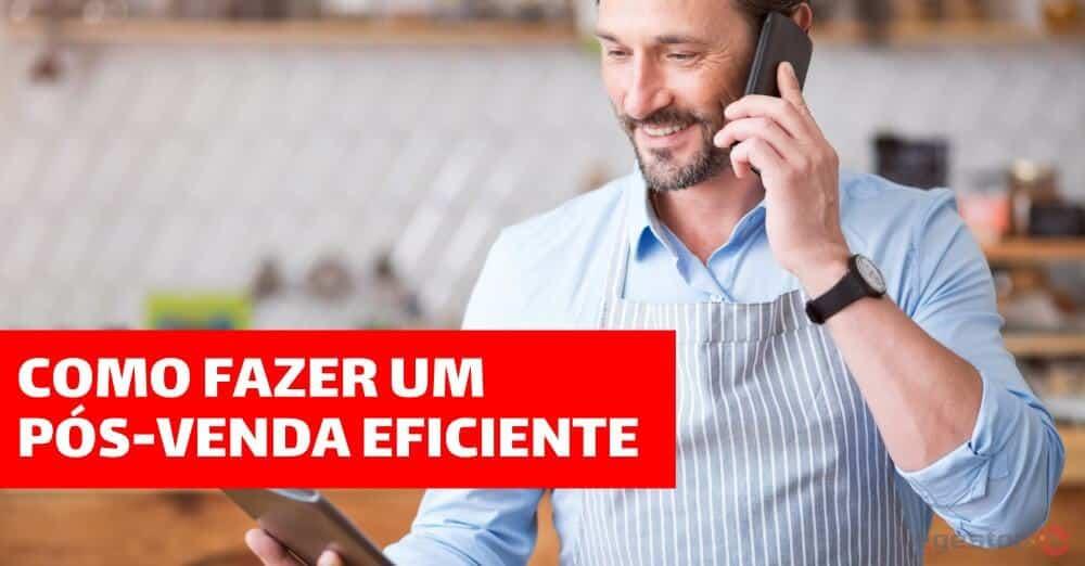 pós-vendas eficiente