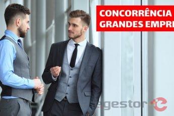Concorrência com grandes empresas: como lidar