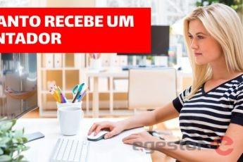 Quanto ganha um contador no Brasil