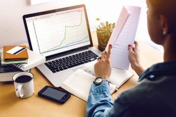 Uma visão geral de planejamento financeiro para novos empreendedores