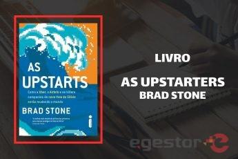 As upstarters - Brad Stone
