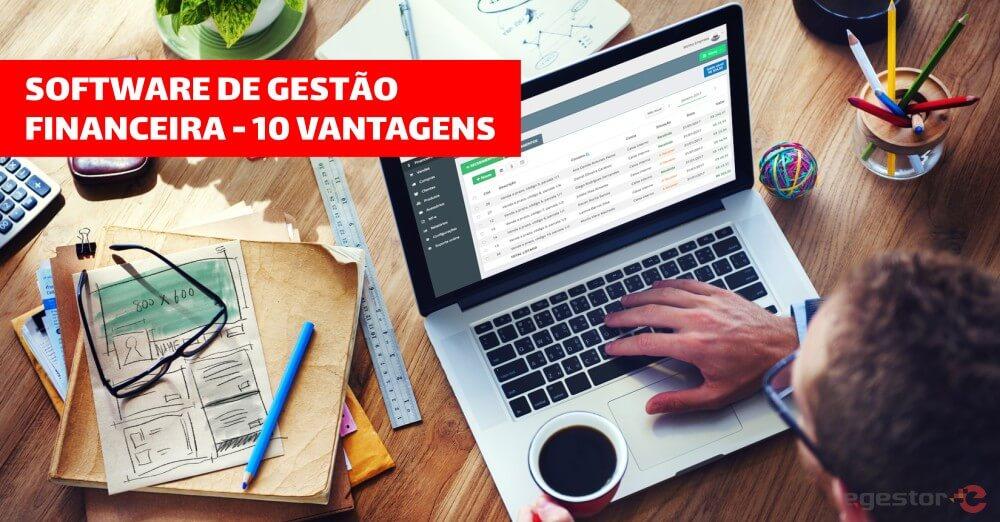 Software De Gestao Financeira - 10 vantagens