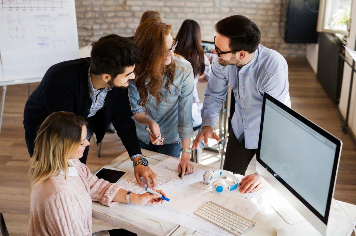 Gestão de equipe: Saiba como um ERP pode ajudar nesse processo