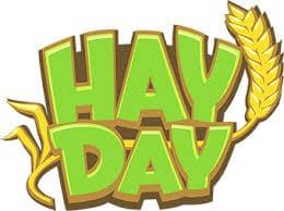 Logo do jogo Hay Day