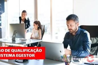 Curso de Qualificação do Sistema de Gestão Empresarial eGestor