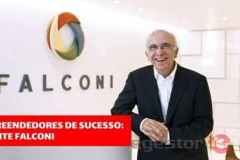 Empreendedores de sucesso: Vicente Falconi