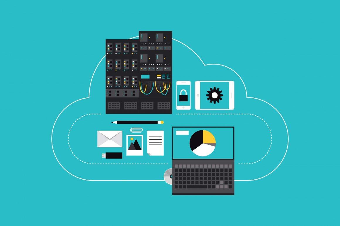 Como um sistema em nuvem garante mais segurança às informações empresariais?
