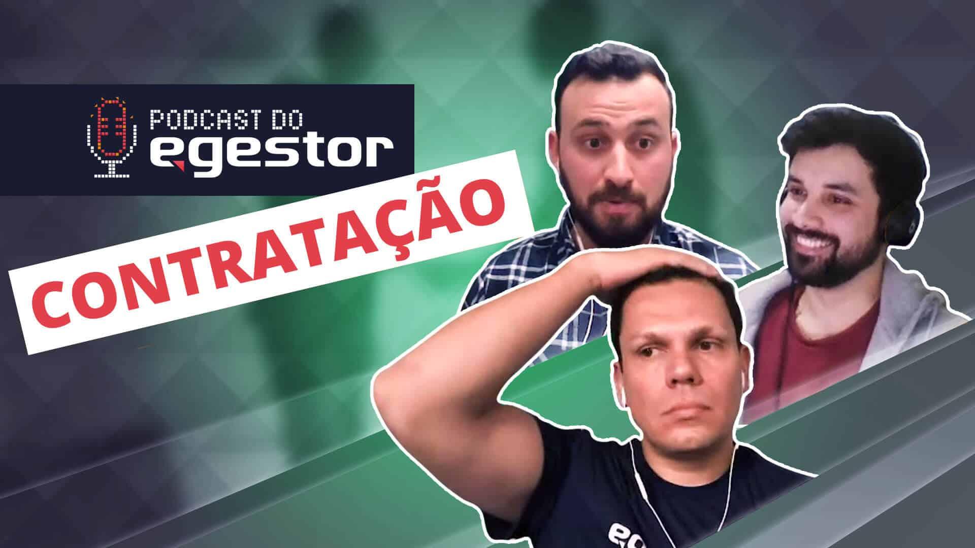Contratação - PodCast do eGestor