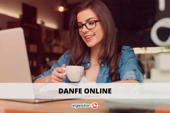 danfe online: como emitir