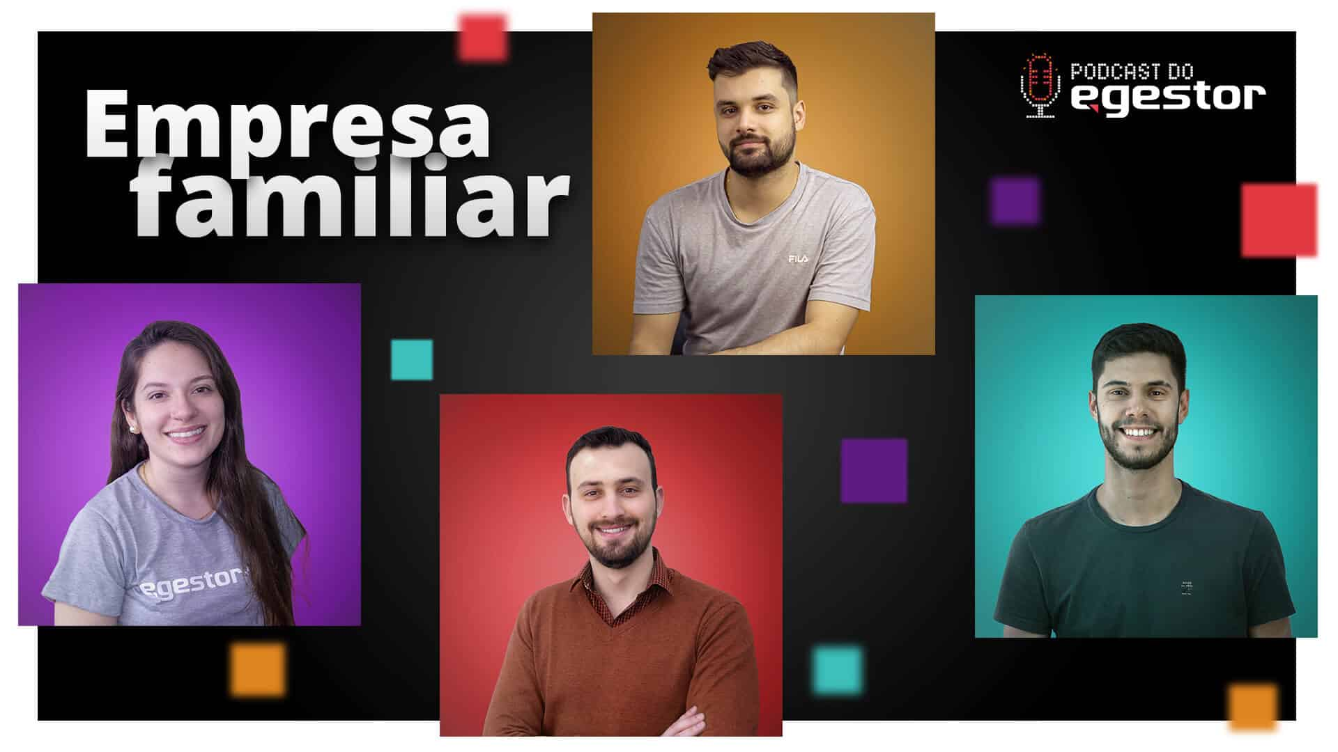 Empresa familiar - PodCast do eGestor