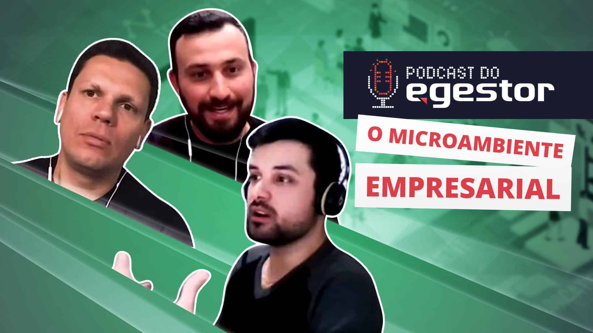 O microambiente empresarial - PodCast do eGestor